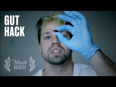 Biohacker Josiah Zayner Experiments with Fecal Transplant on