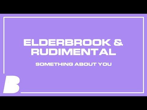 Elderbrook & Rudimental - Something About You