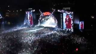 HIGH QUALITY AC/DC Wrigley Field Chicago 09/15/15 Intro Rock or Bust
