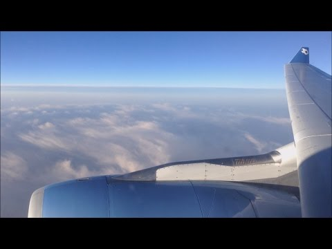 A330 Etihad Airways - Abu Dhabi to Beijing - FULL FLIGHT