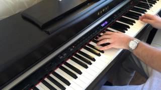 Ed Sheeran - I'm A Mess - Piano Cover