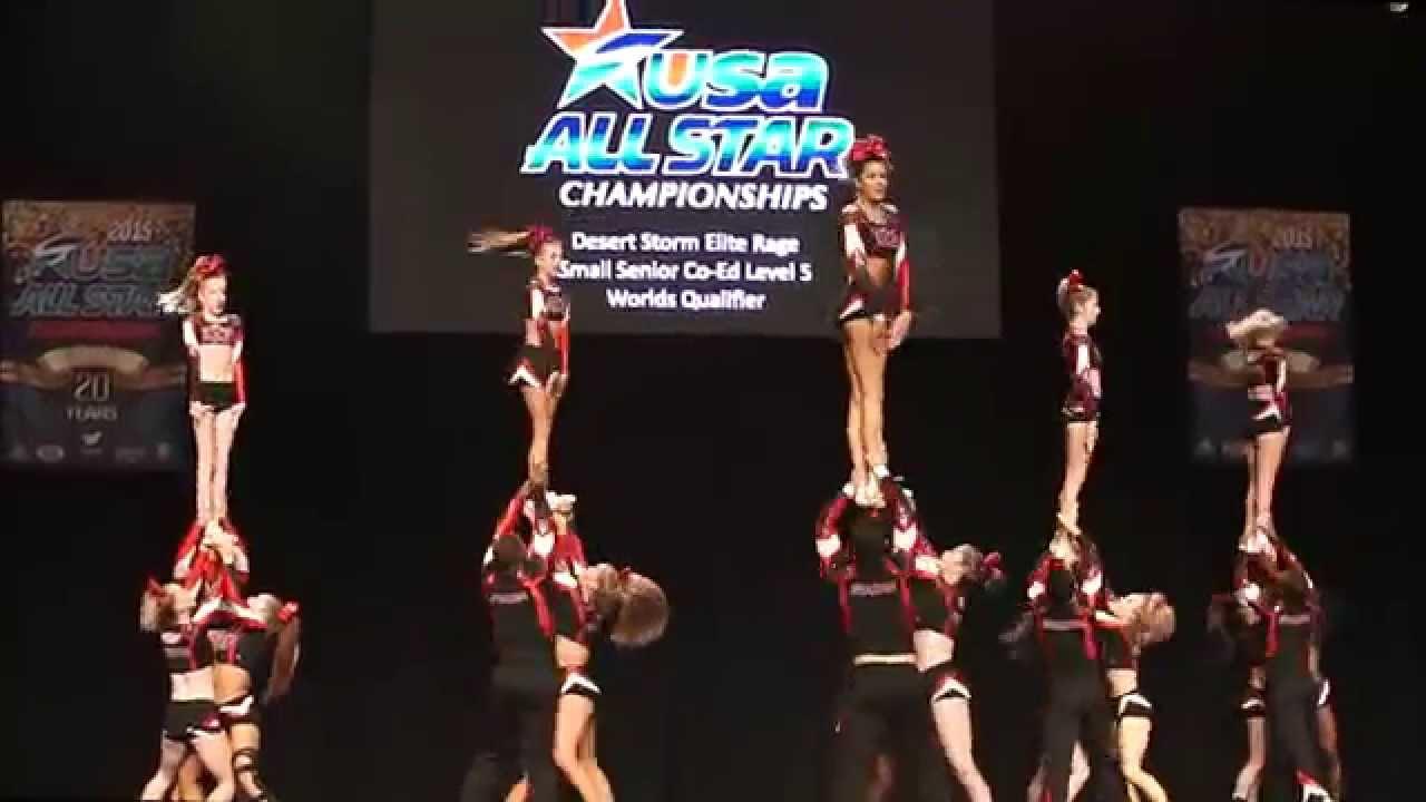 NCA All Star Nationals - cheerupdates.com