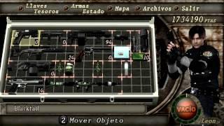 Resident Evil 4 SaveData