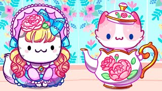 TEA PARTY | CAT GAME COLLECTOR