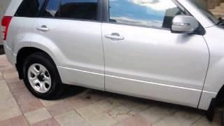 Suzuki Grand Vitara III Рестайлинг 2 2.0 AT (140 л.с.) 4WD 2012г.в