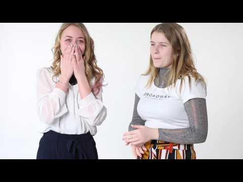 Online-veninder i 2 år: Her mødes de for første gang