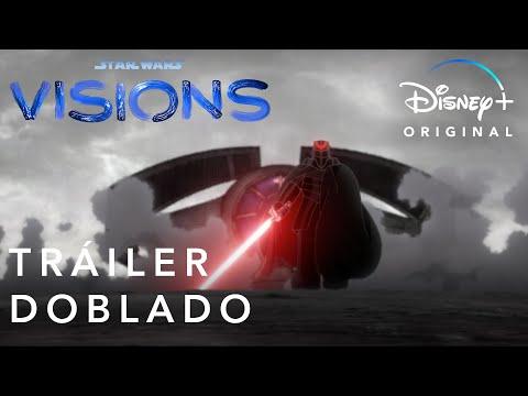 Star Wars: Visions | Tráiler Oficial doblado | Disney+