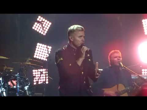 Take That - Get Ready for It - 18.11.17 Brisbane HD