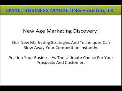 Small Business Marketing in Houston Texas (TX)