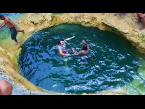 Guihulngan City - Kansalakan Enchanted River