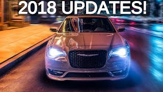 What's New for the 2018 Chrysler 300 Lineup? - New Models, Features, & MORE!