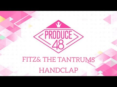 [ORIGINAL AUDIO] PRODUCE48 [7회] Fitz&The Tantrums ♬Handclap @포지션 평가 180728 EP.7