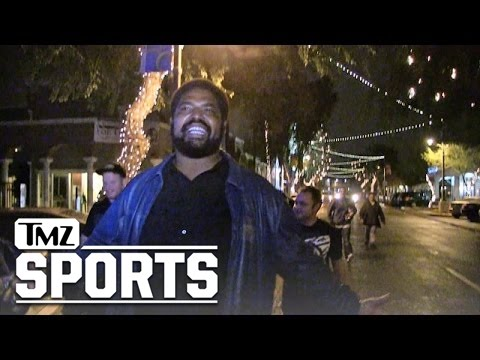 NFL Hall of Famer Jonathan Ogden -- It
