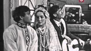 Жизнь Матвея Кожемякина (1 серия, Ленинградское телевидение, 1967 г.)