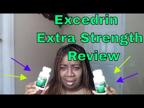 Excedrin, Extra Strength Review