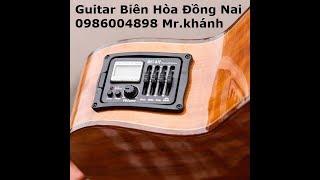 Nhận Lắp EQ ghita Tại Biên Hòa - Equalizer khuých Đại Âm Thanh ra loa Amplier