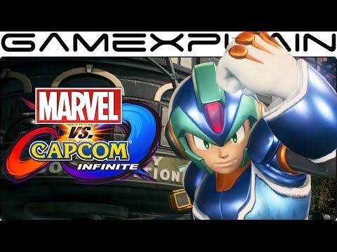 Marvel vs. Capcom: Infinite: All Premium DLC & Pre-Order Bonus Costumes (+2 Alt Colors, 3 for X!)