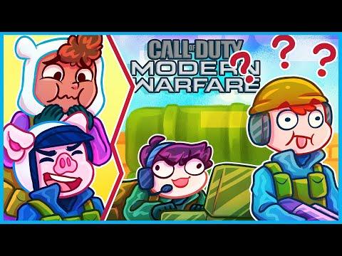 Modern Warfare but Nogla just ninja defuses everyone and we win...