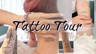 All About My Tattoos // Yo-Chan's Tattoo Tour (◕▽◕✿)