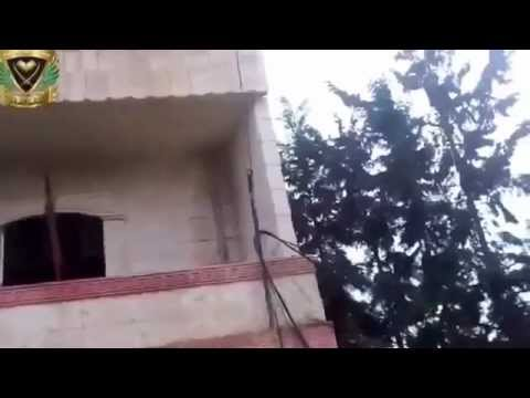 18 [SYRIA NEWS] Clash at Aleppo Police Academy With Assad Forces  Khan Al Asali