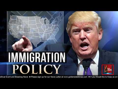 BREAKING: President Donald Trump unveils NEW Strict Immigration Enforcement Plan that might END DACA