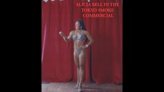 Tokyo Smoke Commercial 10.17 Featuring IFBB Figure Pro Alicia Bell