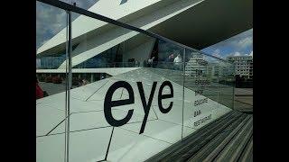 Что посмотреть в Амстердаме? Музей Кино / Eye Film Museum