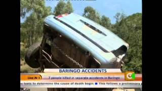 7 Die In Two Baringo Accidents