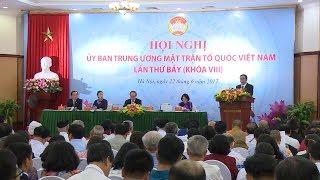 Hiệp thương cử ông Trần Thanh Mẫn là Chủ tịch Ủy ban TƯ MTTQ Việt Nam