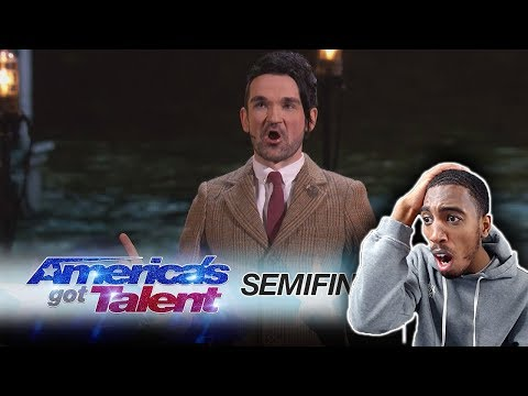 Colin Cloud: Mind Reader Predicts Your Tweets - America's Got Talent 2017 *REACTION*