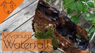 waterfall vivarium