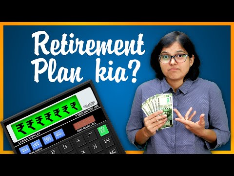 How To Create Retirement Plan with Retirement Calculator By CA Rachana Ranade