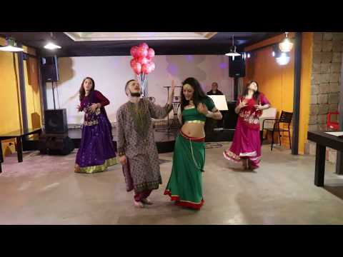 Langavoni Pilla / Dance group Lakshmi / Indian evening / Spice Lounge