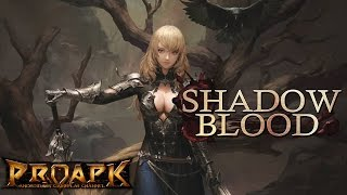 SHADOWBLOOD Gameplay Android / iOS - Assassin