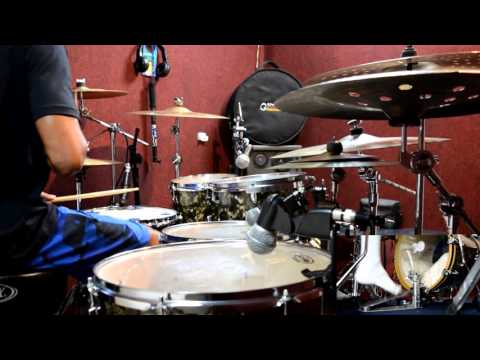 Видео, Rihanna - Umbrella Orange Version ft. JAY-Z - Drum Cover - Luan Tavares