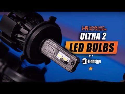 Ultra 2 Led Bulbs By Gtr Lighting