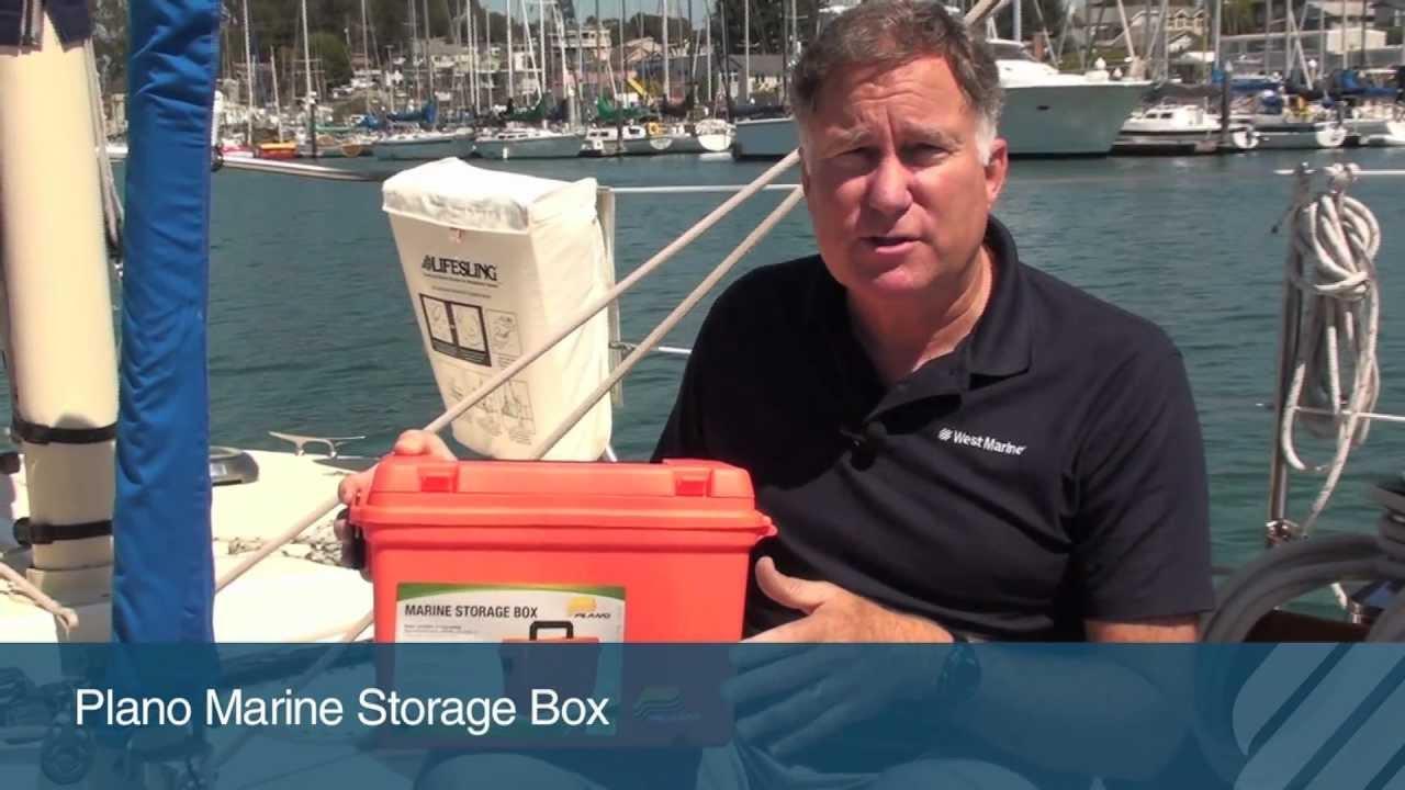 Plano Marine Storage Boxes  sc 1 st  YouTube & Plano Marine Storage Boxes - YouTube