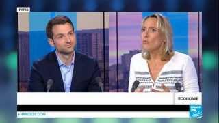 ecosur afrique - Interview, Fabrice Le Saché, CEO, live on France 24