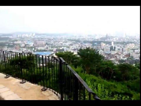 Hwaseong Fortress, Suwon, S-Korea