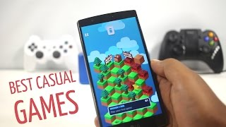 Top 25 Best Casual Games for Android