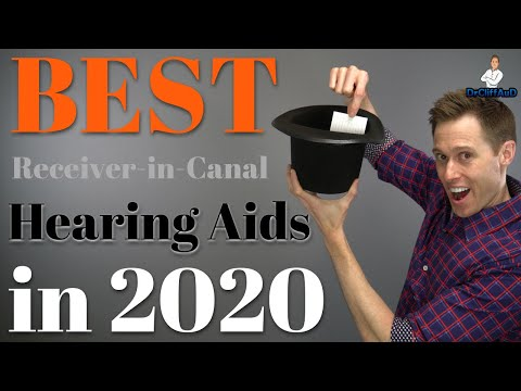 Best Hearing Aids in 2020 | Receiver-in-Canal Style (RIC)