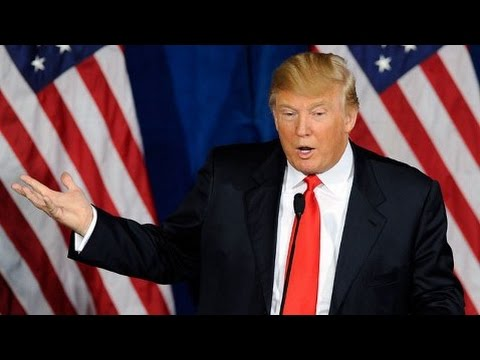 Donald Trump Is Running For President