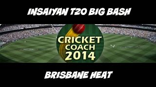 Cricket Coach 2014/2015 - T20 Big Bash
