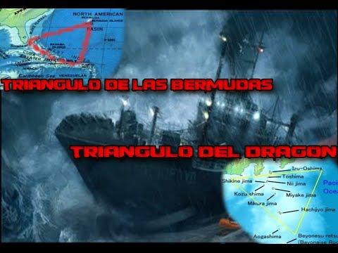 La Historia Del Triangulo De Las Bermudas Y El Triangulo Del Dragon