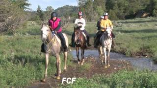The Fort Howes Montana 100-mile Horse Endurance Ride June 11, 2011