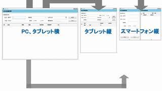 【日本ネクサウェブ株式会社】マルチスクリーンサイズ機能/MLM(Multi Layout Manager)