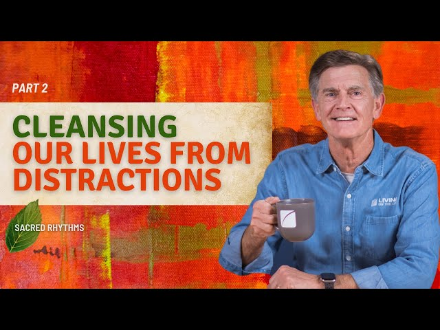 Cleansing Our Lives from Distractions, Part 2 - Chip Ingram
