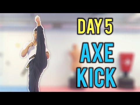How To Take Your Axe Kick To The Next Level