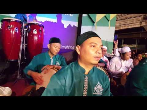 """Nurul Musthofa 5 Juli 2016 """"Gema Takbir Idul Fitri 1437 H"""", Tanah Abang - Jakpus"""
