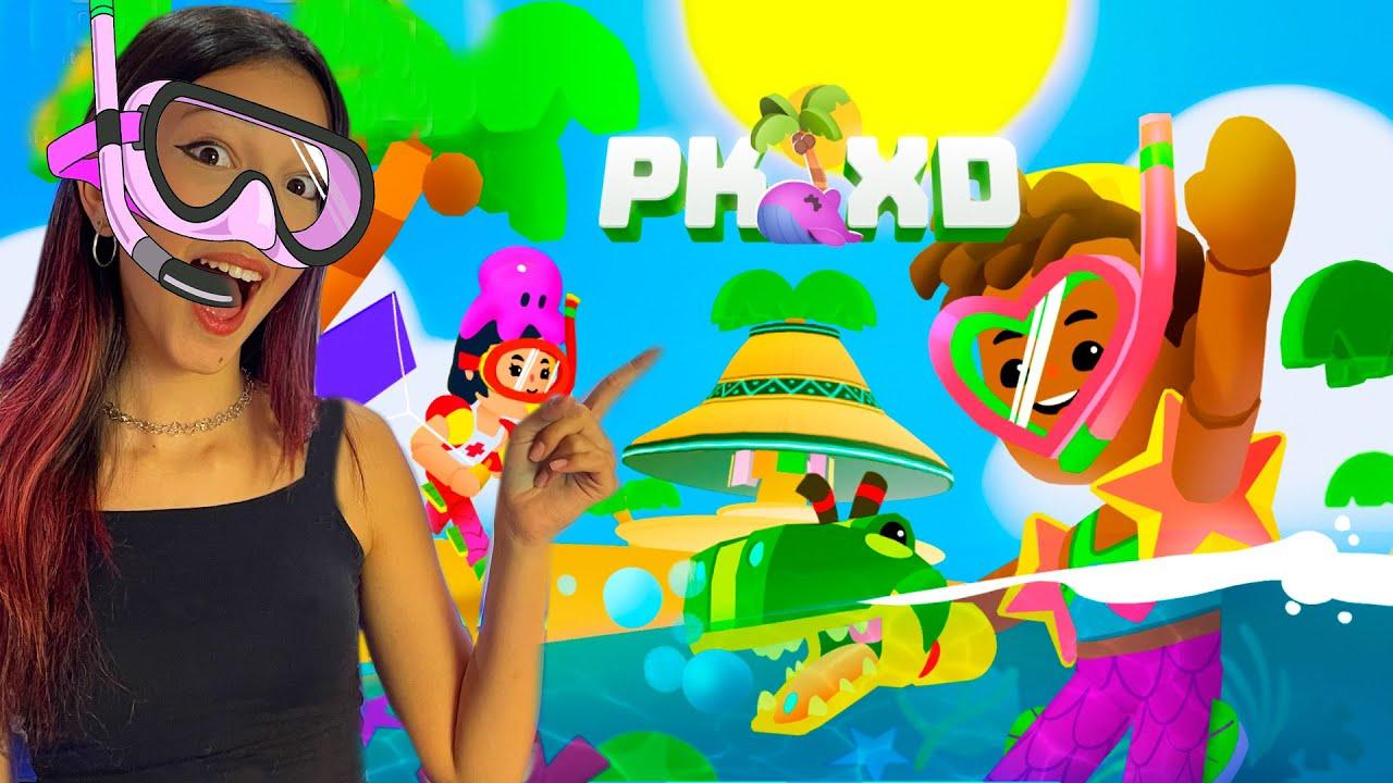PK XD - PASSAMOS nossos ÚLTIMOS DIAS DE FÉRIAS no PK XD   Luluca Games